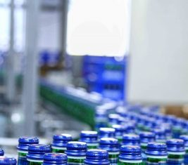 With the help of KHS the Jermuk Group CJSC has expanded its PET and glass bottle water bottling capacity