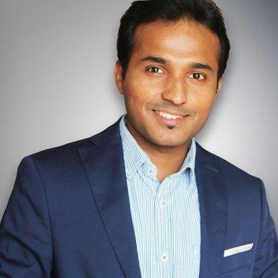Shaswat Das, founder-director of Almond Branding
