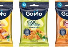 GoMo Dal Crunchies by Mars