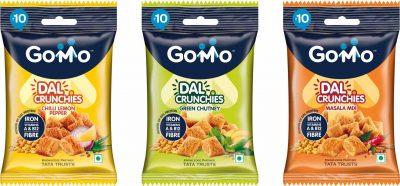 GoMo Dal Crunchies by Mars