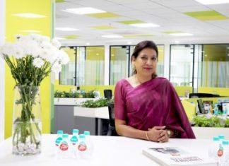 Anjana Ghosh, director - Marketing & Business Development at Bisleri International.
