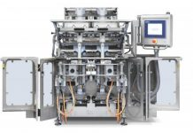 TwinTube bagging machine by GEA