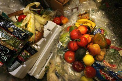 Surplus food