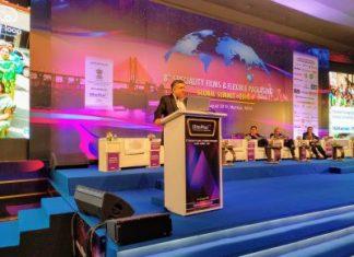Arup Basu, managing director, Huhtamaki PPL at 8thSpeciality Films & Flexible Packaging Global Summit 2019