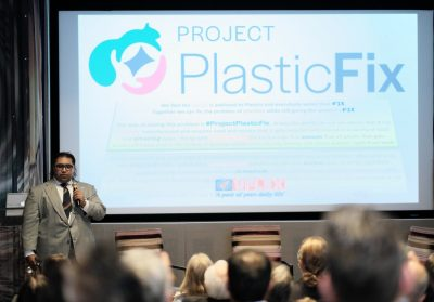 Anantshree Chaturvedi of Uflex unveils project plastic fix