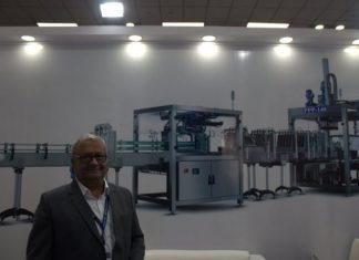 Mallikarjun Kulloli, director, Mas Systech at pacprocess. Photo PSA