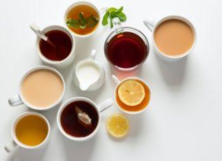 Tea chemicals