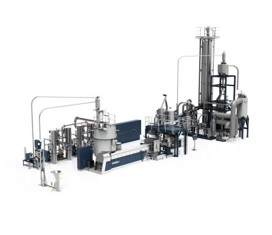 Erema Vacunite Resilux to double bottle-to-bottle recycling capacity