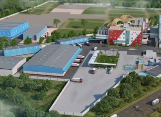 Creamy Foods facility in Khurja, Uttar Pradesh, India (Model image Creamy Foods)