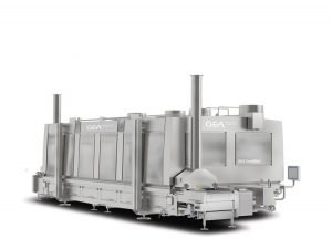 The New GEA CookStar 1000 industrial oven (image GEA)