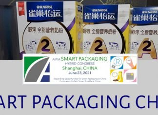 The AIPIA Global Smart Packaging Solutions Program has been rejigged slightly for quality and impact