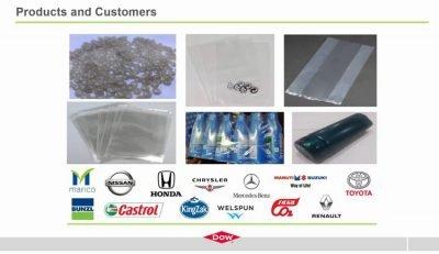 Screenshot of slide presented at an important webinar in February 2021. Slide Dow