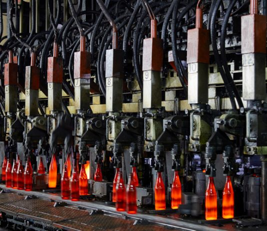 glass bottle manufacturing AGI