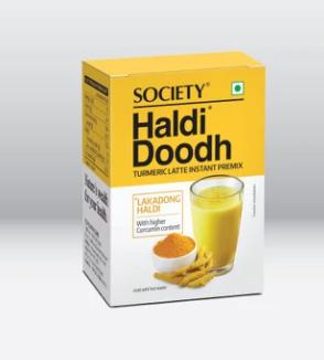 Society tea launches its all-new Society Haldi doodh