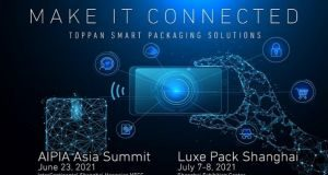 Toppan to show its Amart ID technologies at the AIPIA Summit in China today Image Toppan