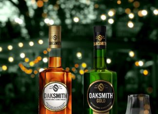 Beam Suntory's International Blended Whisky Oaksmith Gold