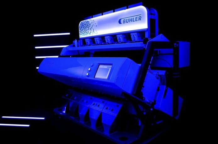 Bühler's Vortex A GlowVision