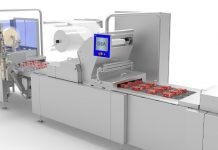 The GEA PowerPak Skin.50 high-performance Skin thermoforming packaging system (image GEA)