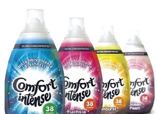 Comfort's packaging using Shrink Correction features of iC3D