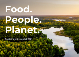 Tetra Pak releasing its 2021 Sustainability Report