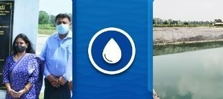 PepsiCo India along with ADI, launched a rejuvenated wastewater pond