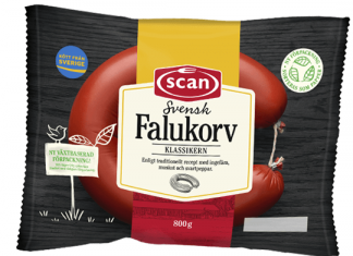 Mondi's renewable paper-based packaging for HKScan sausages