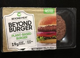 The Beyond Meat Beyond Burger 2-pack Photo IFB